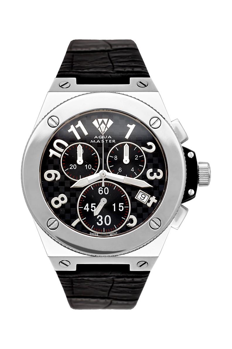 Aqua master watch ltd new watch no diam swiss made for Aqua marine watches