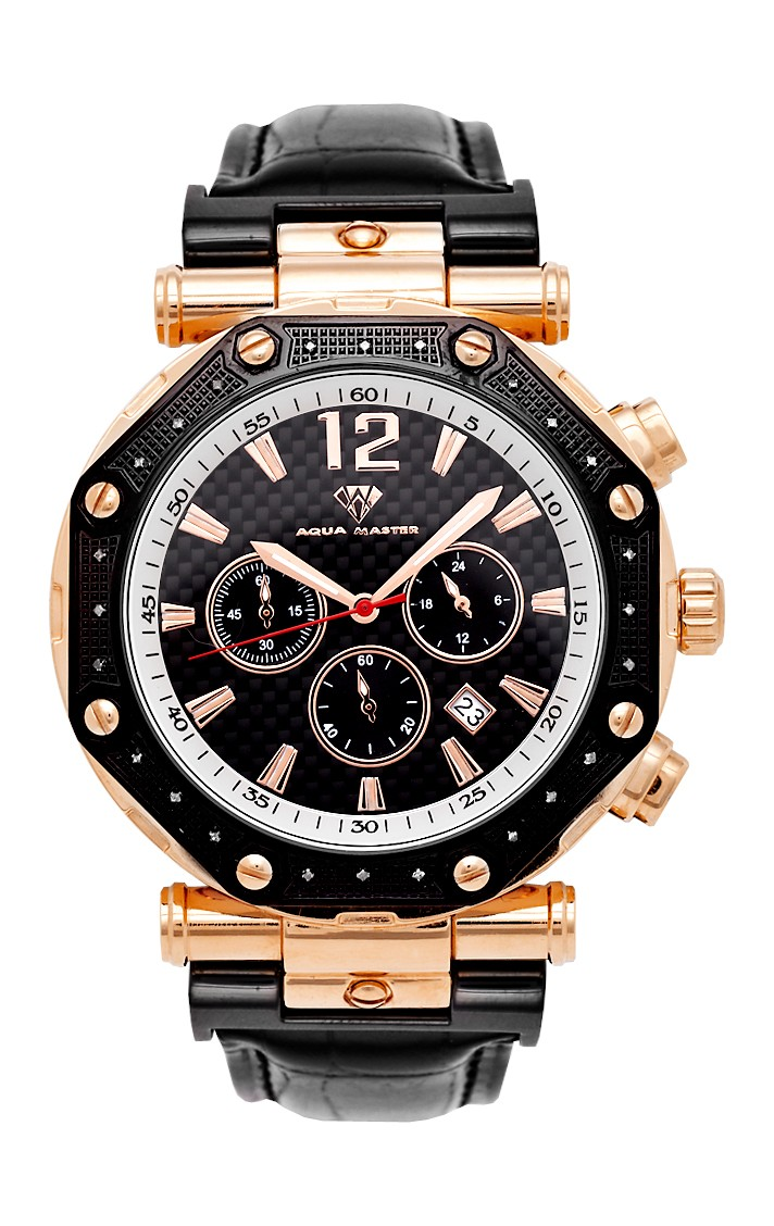 Aqua master watch ltd special octagon watch for Aqua marine watches