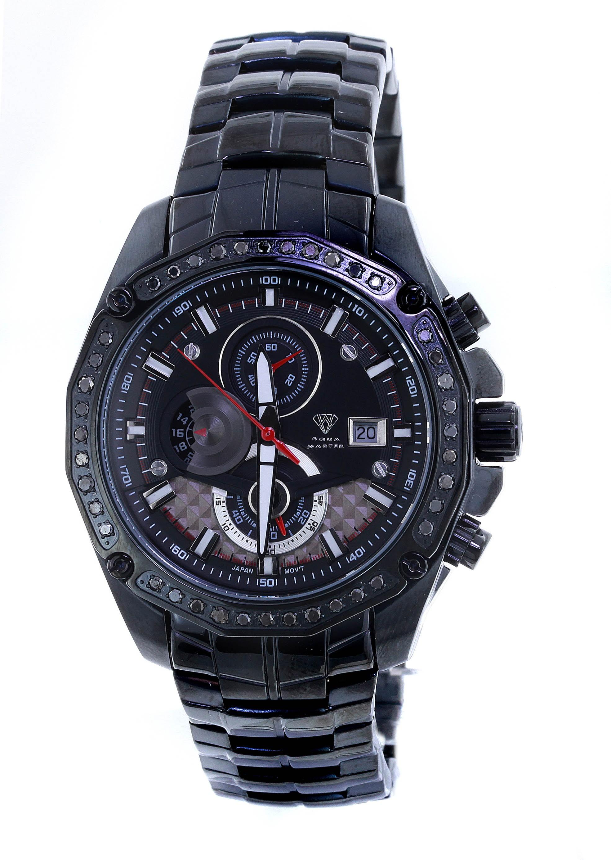 Aqua master watch ltd special crono watch for Aqua marine watches