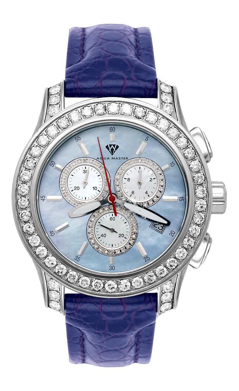 Aqua master watch ltd big round watch diam ar chr for Aqua marine watches